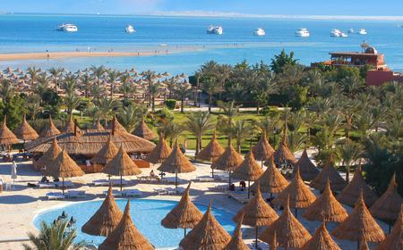 hotel grand beach отель в египте: